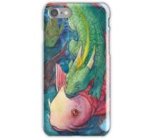 Water games iPhone Case/Skin