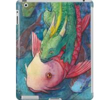 Water games iPad Case/Skin