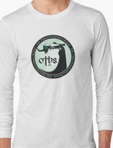 OTBS dancer in green Long Sleeve T-Shirt