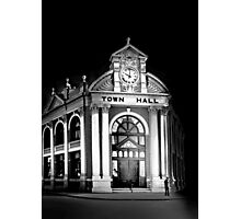 York Town Hall - Western Australia  Photographic Print