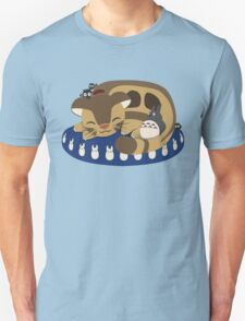 Cat Bus Snuggle T-Shirt