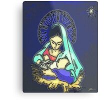 St Mary Metal Print
