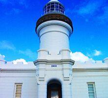lighthouse by mark thompson
