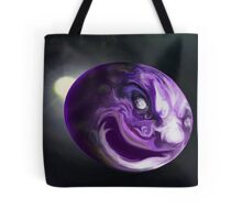 mad earth-a devious planet.  Tote Bag