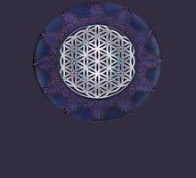 Sacred Geometry: Flower of Life IV - Framed IV T-Shirt