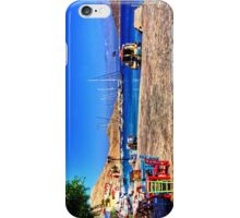 Coloured Tables and Chairs iPhone Case/Skin