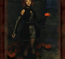 The Place of Pumpkins by Roberta Angiolani