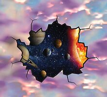 Abstract Worlds by NadineMay