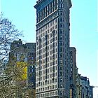 Flatiron Building II by David Davies