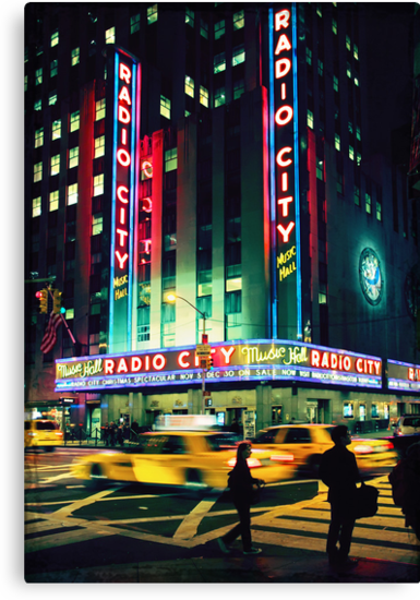 Radio City... by smilyjay