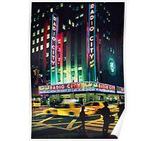 Radio City... Poster