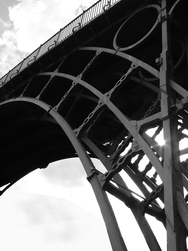Iron Bridge by yankeehal