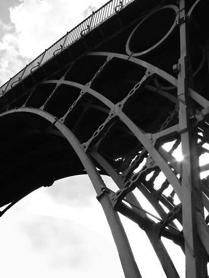 Iron Bridge by yankeehal