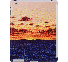 'Sunset at Sea'   iPad Case/Skin