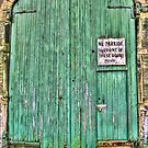Behind the Green Door by m4rtys