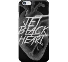 I've got a Jet Black Heart iPhone Case/Skin