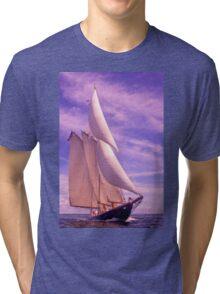 Wind Driven Tri-blend T-Shirt
