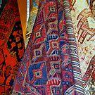 Turkish Carpets  Istanbul by DeborahDinah