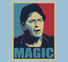 Charlie Sheen MAGIC by Travis Callahan