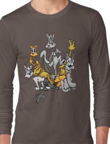 King of the stack Long Sleeve T-Shirt