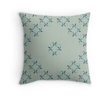 Love Is A Breeze Throw Pillow