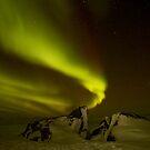 Aurora Borealis by George Woodcock