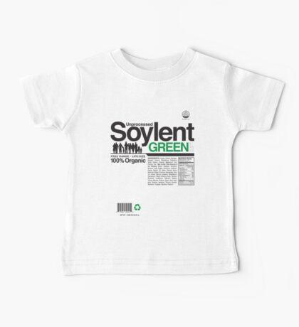Contents: Unprocessed Soylent Green Baby Tee
