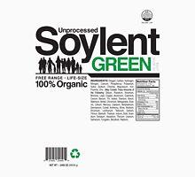 Contents: Unprocessed Soylent Green Unisex T-Shirt