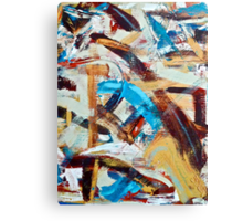 Abstract Concept Canvas Print