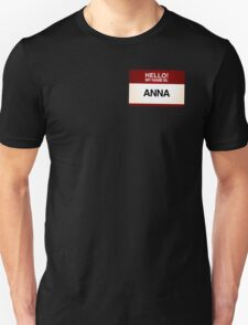 NAMETAG TEES - ANNA T-Shirt