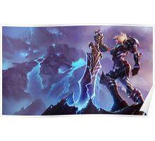 Championship Riven - League of Legends Poster