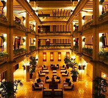 Mayfair Hotel & Spa in Coconut Grove, Miami, FLORIDA  by Atanas Bozhikov NASKO