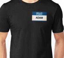 NAMETAG TEES - ADAM Unisex T-Shirt