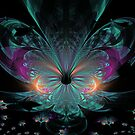 Rising butterfly by innacas