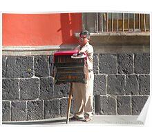 Reminiscencia.......................................Ciudad de Mexico Poster