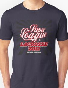 SUPERLEAGUE 2011 T-Shirt