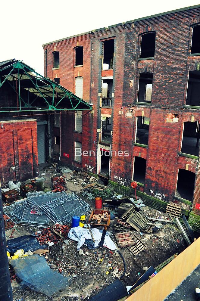 Abandonment- Bolton by Ben Jones