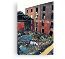 Abandonment- Bolton Canvas Print