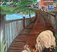 The Bridge to adulthood by Wendy Crouch