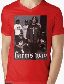 Hardcore rap Mens V-Neck T-Shirt