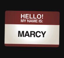 NAMETAG TEES - MARCY by webart