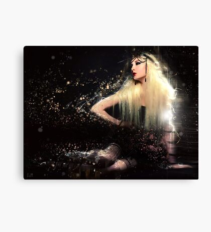A Universe Away From Reality Canvas Print