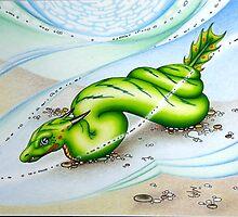 River Serpent by Robert Ball