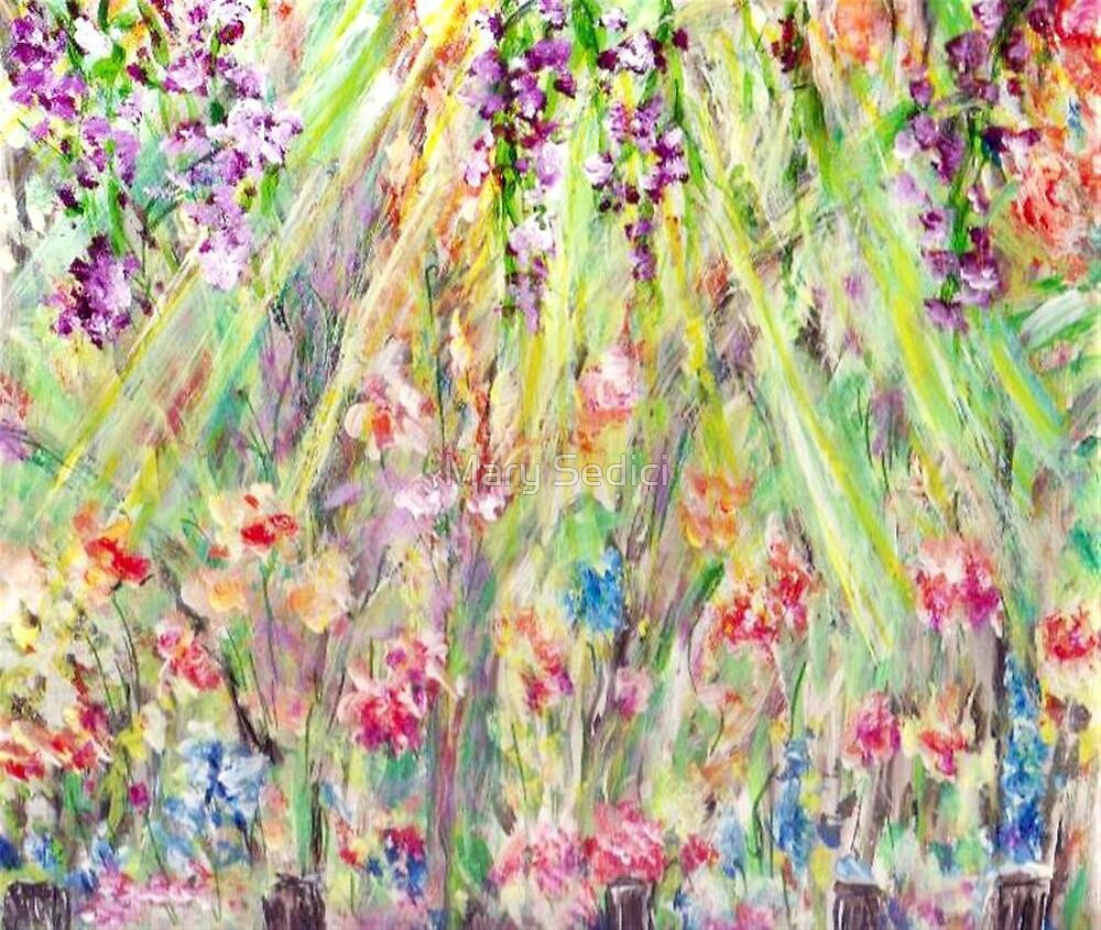 Spring Time  by Mary Sedici