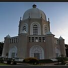 Bahai temple2 by Alexey Dubrovin