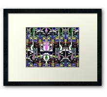 The Abode Framed Print