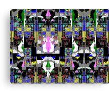 The Abode Canvas Print