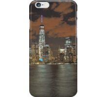 9/11 Memorial Towers Of Light iPhone Case/Skin