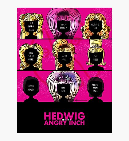 Hedwigs Photographic Print