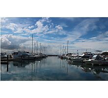 Nelson Bay Harbour Photographic Print